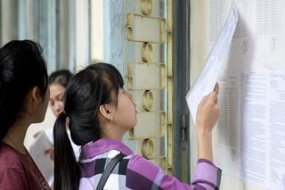 Không thu lệ phí dự thi THPT quốc gia của thí sinh