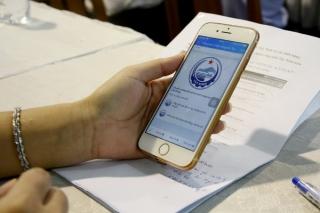 Tập huấn tiếp nhận và xử lý hồ sơ nộp qua mạng xã hội Zalo