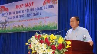 Họp mặt truyền thống Trường Nội trú Hoàng Lê Kha giai đoạn 1962 – 1990.