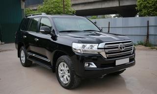 Toyota Land Cruiser đời 2016 giá 3,66 tỷ tại Hà Nội