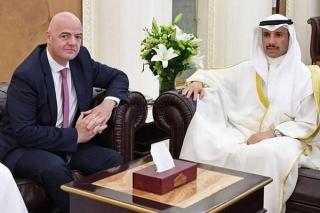 FIFA chọn Kuwait cùng Qatar tổ chức World Cup 2022 với 48 đội