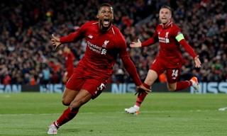 Liverpool vào chung kết Champions League