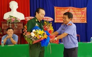 Công khai xin lỗi công dân Nguyễn Văn Dũng