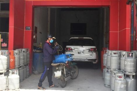 Gas tăng giá liên tục