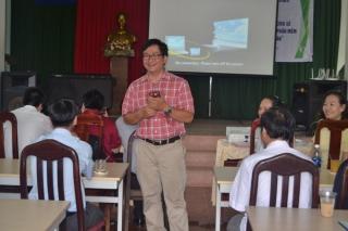 Hội thảo đánh giá hoạt động lớp vi tính cho trẻ khiếm thị