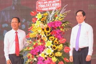 Tân Châu kỷ niệm 30 năm thành lập huyện
