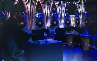 Đột kích karaoke lúc nửa đêm, phát hiện 36 khách dương tính ma túy