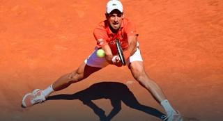 Djokovic hạ Thiem để vào chung kết Madrid Mở rộng 2019