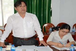 """Tây Ninh vẫn thuộc nhóm """"cuối bảng"""""""