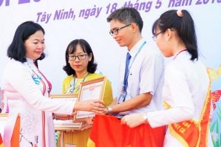 Tây Ninh: Tổng kết năm học 2018-2019