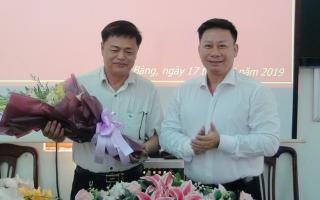 Trao Quyết định quyền Chủ tịch UBND huyện Trảng Bàng