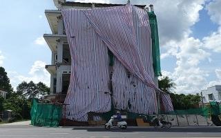 Cần bảo đảm an toàn tại một công trình