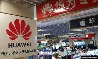 Phản ứng của người Trung Quốc khi Huawei bị rút giấy phép Android