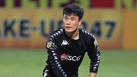 Bùi Tiến Dũng khó được dự King's Cup cùng ĐT Việt Nam