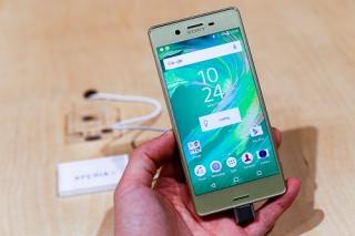 Smartphone Sony biến mất ở Việt Nam
