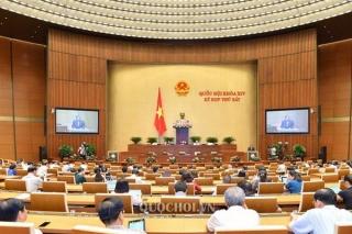 Thông cáo số 05 Kỳ họp thứ 7, Quốc hội khóa XIV