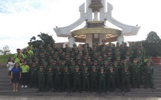 """Xuất quân """"Học kỳ trong quân đội"""""""