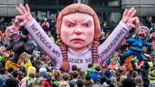 Sinh viên 130 quốc gia bãi khóa, xuống đường tuần hành chống biến đổi khí hậu