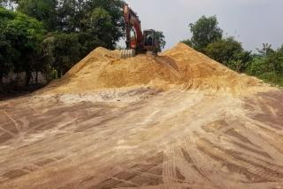 Giá cát tăng, ai hưởng lợi ?