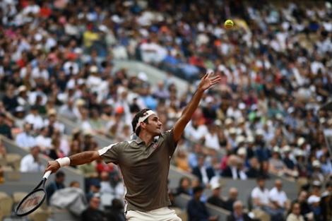 Federer: 'Tôi có cảm giác như người ngoài cuộc ở Roland Garros 2019'