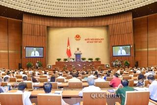 Sáng nay (28/5): Quốc hội thảo luận về Dự án Luật Đầu tư công (sửa đổi)