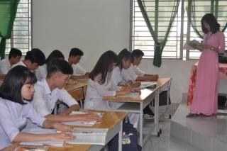 Nhiều trường tập trung ôn thi cho học sinh