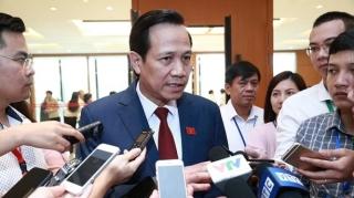 Bộ trưởng Đào Ngọc Dung: Không có chuyện tranh chức, giữ ghế!