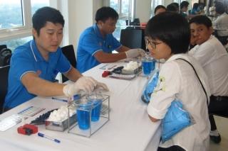 Điện lực Tây Ninh tổ chức hiến máu nhân đạo lần thứ IX