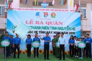 Tuổi trẻ Tây Ninh xung kích, tình nguyện vì cộng đồng