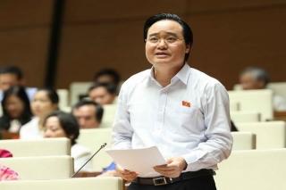 Bộ trưởng Phùng Xuân Nhạ: Kiên quyết xử lý giáo viên vi phạm đạo đức