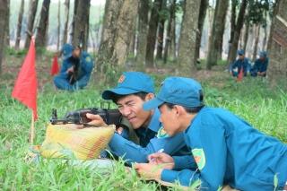 Tây Ninh: Tập trung chuẩn hoá cán bộ quân sự cấp xã