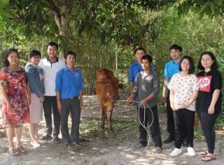 Châu Thành: Hỗ trợ vốn cho thanh niên khó khăn