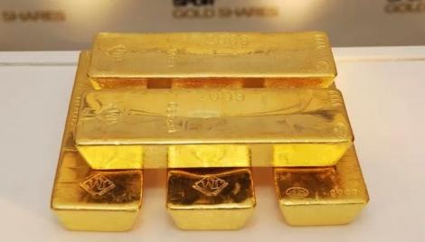 Giá vàng trong nước vượt 37 triệu đồng/lượng, USD giảm