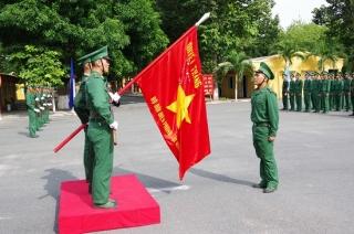 Tổ chức lễ tuyên thệ chiến sĩ mới năm 2019