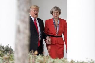 Tổng thống Mỹ Trump đề nghị 1 thỏa thuận thương mại lớn với Anh hậu Brexit