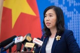 Việt Nam lên tiếng về phát ngôn của Thủ tướng Singapore với vấn đề Campuchia