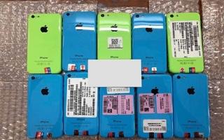 iPhone 5c tái xuất với giá 1 triệu đồng