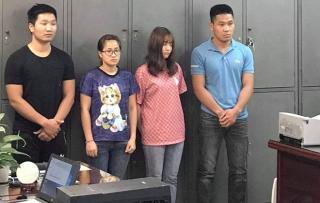 Khởi tố, bắt tạm giam 4 sinh viên hack hàng trăm website chiếm đoạt tiền tỉ