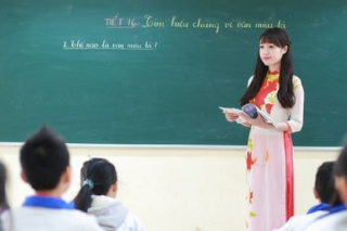 Rút ngắn thời gian tập sự đối với giáo viên