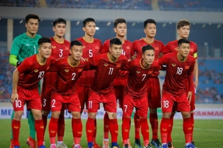 U23 Việt Nam 2 - 0 U23 Myanmar