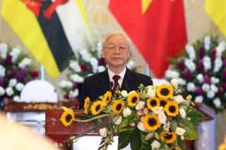 """Thông điệp của Tổng Bí thư, Chủ tịch nước Nguyễn Phú Trọng: 'Việt Nam - đối tác tin cậy vì hòa bình bền vững"""""""