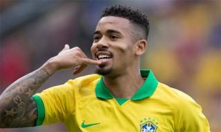 Brazil chạy đà cho Copa America bằng chiến thắng 7-0