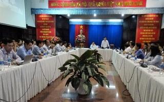 Tây Ninh: Triển khai công tác gửi, nhận văn bản điện tử có ký số