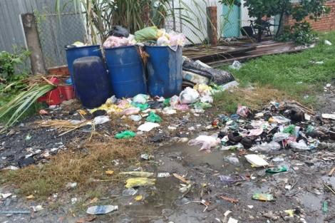 Nguy cơ ô nhiễm môi trường