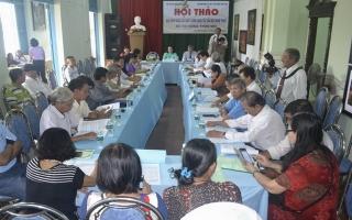 Nâng cao chất lượng sáng tác VHNT về đề tài Nông thôn mới tỉnh Tây Ninh