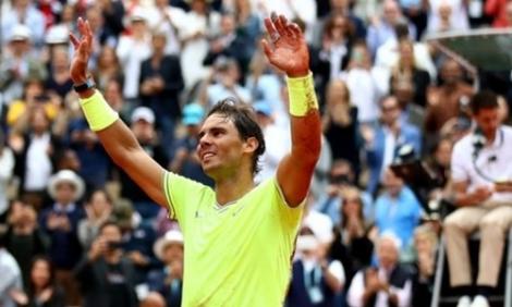 Nadal: 'Tôi không đặt nặng việc bắt kịp Federer'