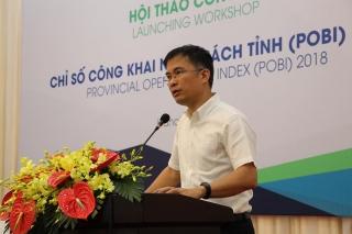 Công khai ngân sách tỉnh 2018: Tây Ninh đứng thứ 11 trong bảng xếp hạng