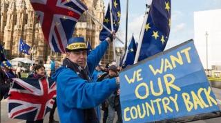 Người dân Anh dự định tuần hành lớn nhất lịch sử nhằm ngăn chặn Brexit