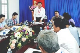 Bộ GD&ĐT kiểm tra công tác chuẩn bị kỳ thi THPT năm 2019 tại Tây Ninh