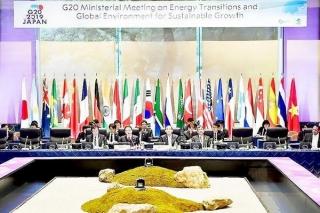 Khởi động kỳ họp thượng đỉnh G20